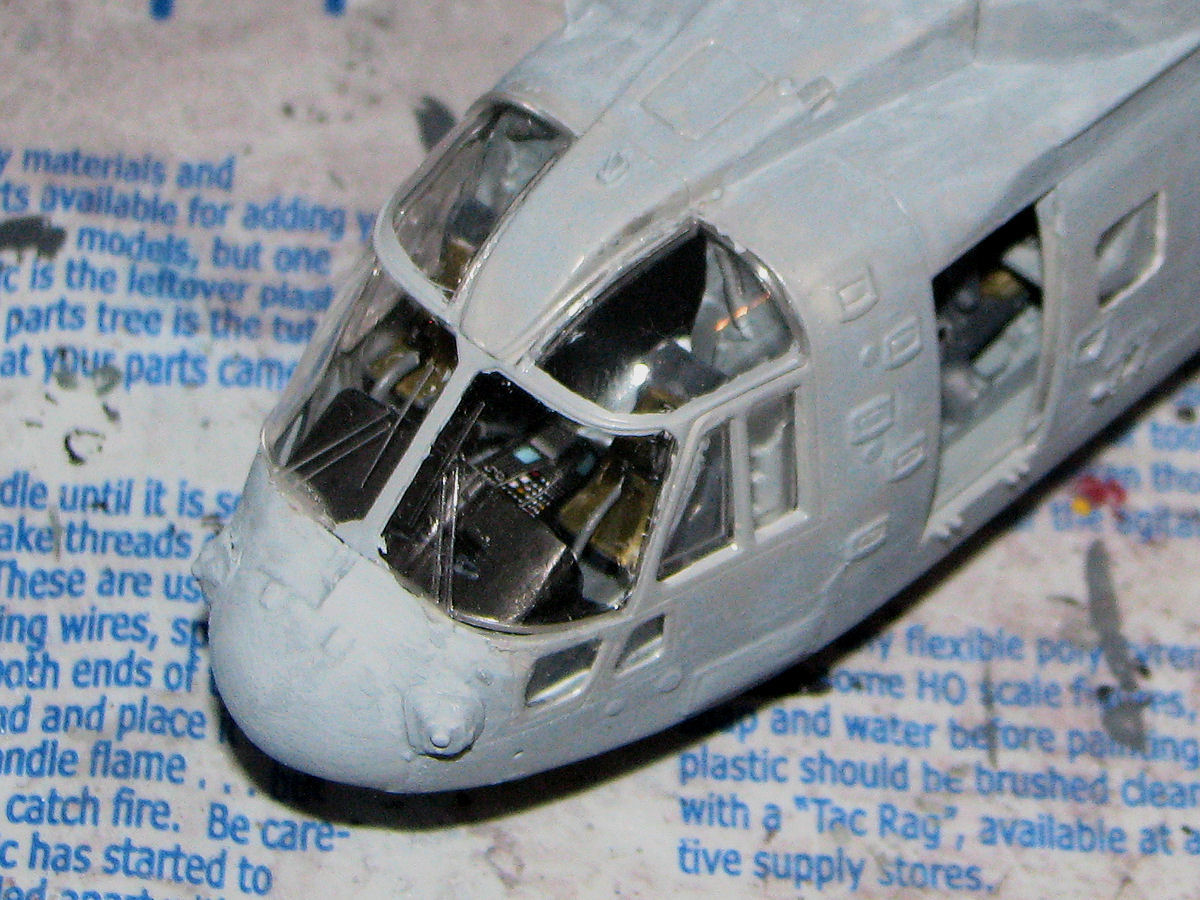 SteelSpirit AW-101 Guide Plate 101 Modeling Upgrade Kits