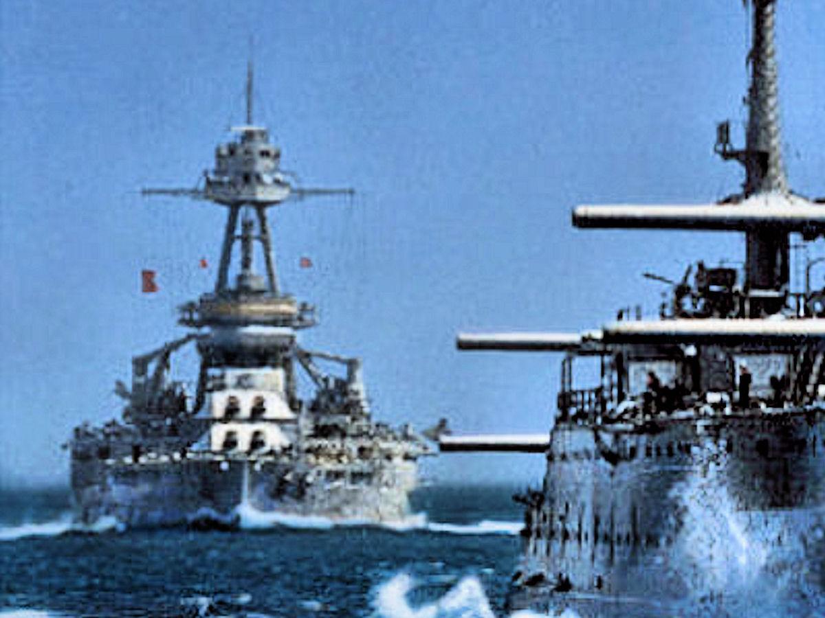 Trumpeter Models USS Texas, BB-35...