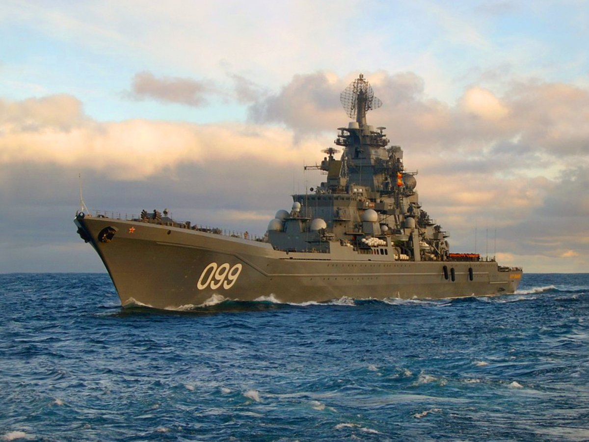 my review and build of trumpeters 1350 scale kit 04522 the russian kirov class petr velikiy cgn 099 nuclear battlecruiser