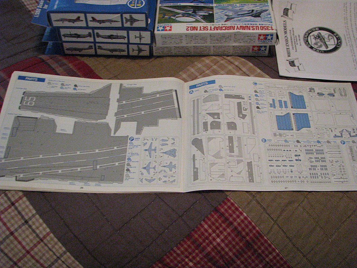 Jeffhead Com Tamiya Kit 78007 1 350 Scale Uss