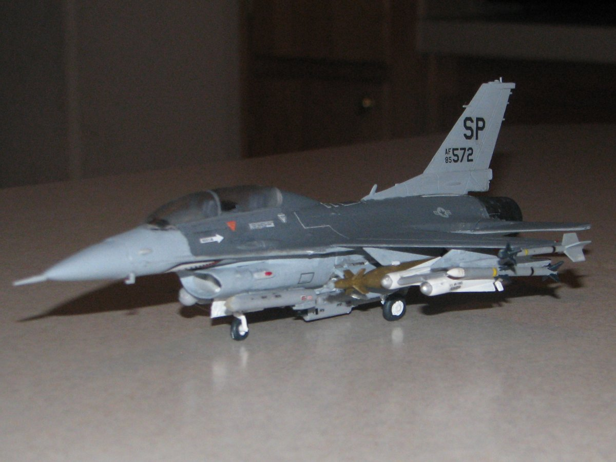 Mastercraft 1 72 Scale F 16d Kit D82 Oob Review And