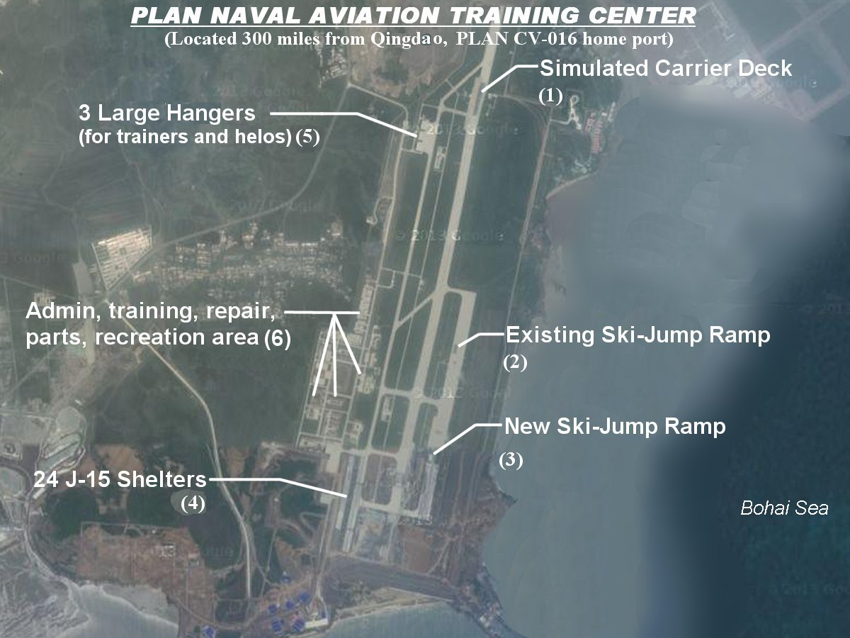 Plan naval aviation training facility china defence forum if we focus on the new naval aviation training facility itself we find a large naval air base still under construction with numerous major features malvernweather Gallery